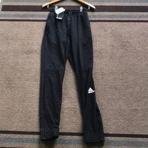 ADIDAS BRAND NEW Black Cross-Up Pant